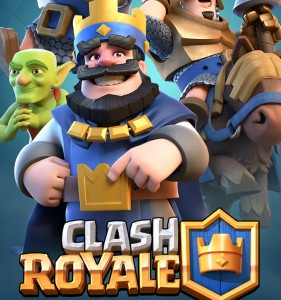 دانلود بازی کلش رویال clash royale v1.2.3