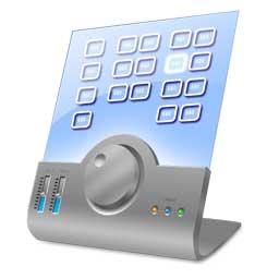 افزودن ControlPanel به راست کلیک دسکتاپ