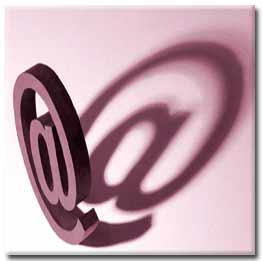 ارسال ایمیل های حجیم
