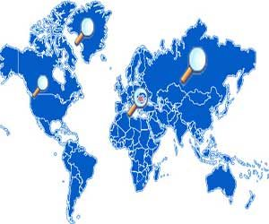 چطور بفهمیم یک IP متعلق به چه کشوری است