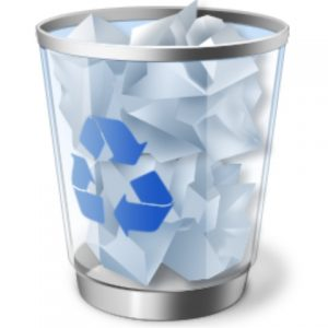 Recycle Bin را دست کم نگیرید
