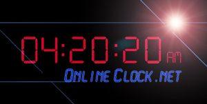این ساعت آنلاین را هرگز از دست ندهید