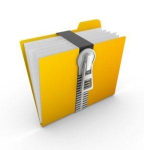 فایل های خود را از حالت Zip خارج کنید
