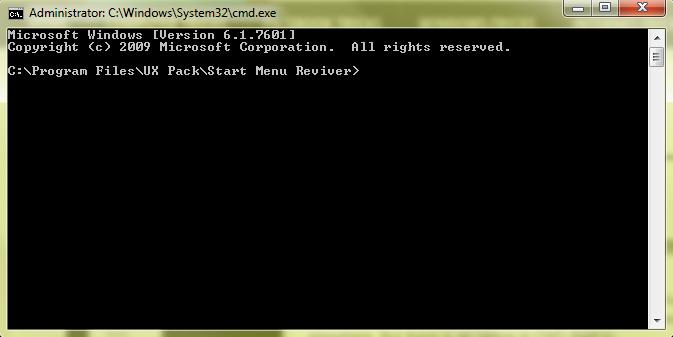 فعال کردن copy و paste در محیط cmd