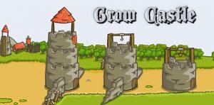 دانلود Grow Castle v1.14.3 – بازی صعود قلعه برای اندروید